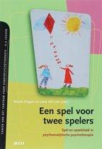 Cahier van het centrum voor kinderpschychotherapie KU Leuven - Een spel voor twee spelers