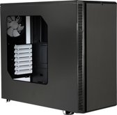Fractal Design DEFINE R4 Zwart computerbehuizing