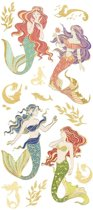 Paper House Stickers Mystical Mermaids