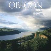 Oregon 2019 Calendar
