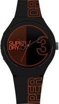 Superdry urban style SYG239BO Mannen Quartz horloge