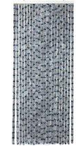 Arisol - Vliegengordijn - 'Kattenstaart' - 185x56 cm - Grijs/Blauw