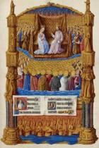 Paradise by the Limbourg Brothers