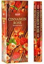 Hem Cinnamon Rose Hexa
