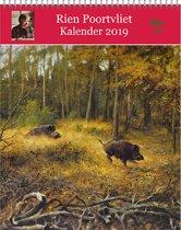Rien Poortvliet Kalender 2019 - Groot