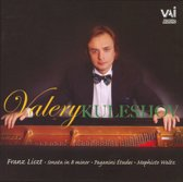 Liszt: Sonata in B minor; Paganini Etudes; Mephisto Waltz