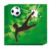 Goal Servetten - 20 Stuks