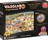 Jumbo Wasgij Original Deel 24! Legpuzzel 1000 Stukjes