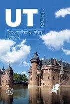 Topografische provincie atlassen - Topografische atlas Utrecht