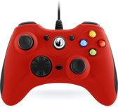 Nacon GC-100XF Wired Gaming Controller - PC - Rood