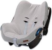 Baby's Only Stoer Korrel - Autostoelhoes Maxi Cosi - Lichtgrijs