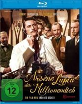 Les aventures d'Arsène Lupin (1957) (blu-ray) (import)