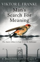 Boekomslag van 'Man's Search For Meaning'