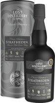 The Lost Distillery Stratheden Blended Malt Whisky - 70 cl