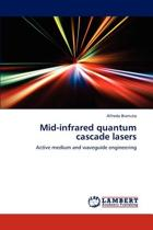 Mid-Infrared Quantum Cascade Lasers