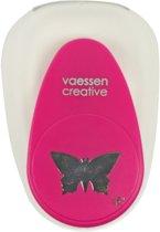 Vaessen Creative Figuurpons Vlinder   Formaat L