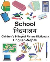 English-Nepali School Children's Bilingual Picture Dictionary