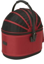 Airbuggy reismand hondenbuggy cot s plus rood 44x30x53 cm