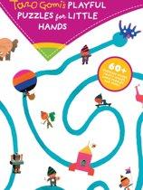 Taro Gomi's Playful Puzzles