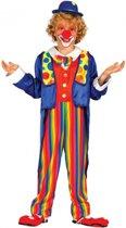 Clown kostuum voor kinderen 110-116 (5-6 jaar)