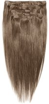 Clip in set American Dream Extensions kleur 8 donker blond