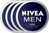 Nivea Men Creme Blik Voordeelverpakking