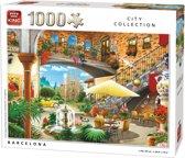 Puzzel 1000 Stukjes BARCELONA