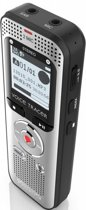 Philips DVT2000 - Digitale voice recorder - Zilver