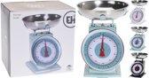 Keukenweegschaal 5kg 3ass kl