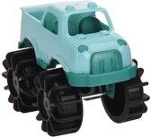Free And Easy Speelgoedauto Monstertruck 12 Cm Groen