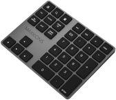 Bluetooth draadloos numeriek toetsenbord met cijfers - Bluetooth numpad - Macbook laptop toetsenbord