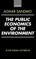 The Public Economics of the Environment