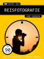 Omslag van 'Ontdek snel - Ontdek snel: reisfotografie'