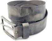 Cornerstone Heren Jeans riem 1649 - Grijs - 105 cm