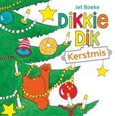 Boek cover Dikkie Dik - Dikkie Dik Kerstmis van Jet Boeke