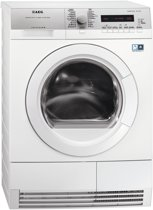 AEG T76485DIH A+ Freestanding 8kg Front-load Wit