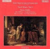 Buxtehude: Vocal Music Vol 1 / Kirkby, Mortensen, et al