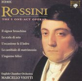Rossini: The 5 One-Act Operas