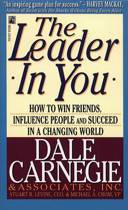Boek cover The Leader in You van Dale Carnegie