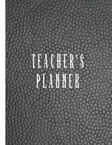 Teacher's Planner - 8 lessons per day