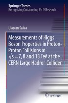 Measurements of Higgs Boson Properties in Proton-Proton Collisions at √s =7, 8 and 13 TeV at the CERN Large Hadron Collider
