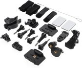 24 in 1 Mounting Accessories Kit voor ActionCam GoPro  Hero 5 / 6 / Session 4 / Session 5