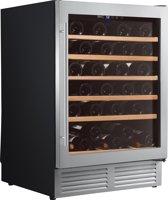 Climadiff CLE51 - Inbouw - Wijnklimaatkast 51 Flessen
