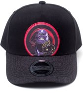 Avengers - Thanos - Curved Bill - Cap