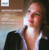 Mendelssohn: Violin Concerto In D Minor / Concerto