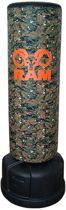 RAM CAM O XL - Staande  bokspaal / bokszak - Stabieler - Makkelijker