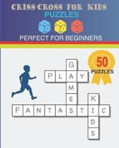 Criss-Cross For Kids Puzzles