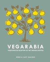 Boekomslag van 'Vegarabia'