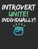 Introverts Unite Individually