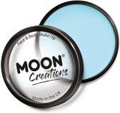 Moon Creations Schmink Pro Face Paint Cake Pots 36 Gram Lichtblauw